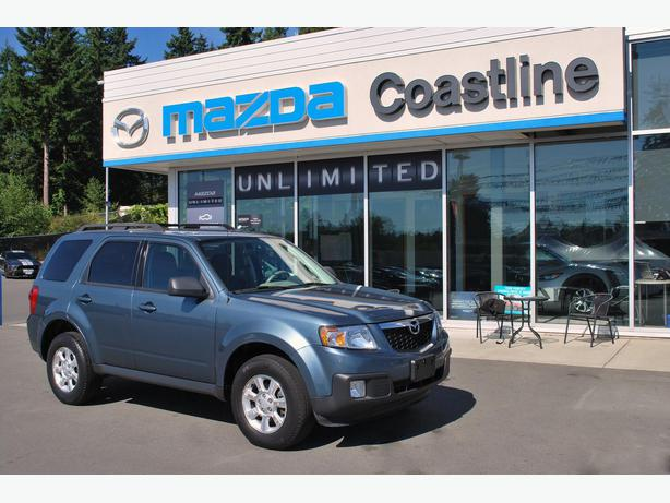 2010 Mazda Tribute Gs Awd Outside Victoria Victoria