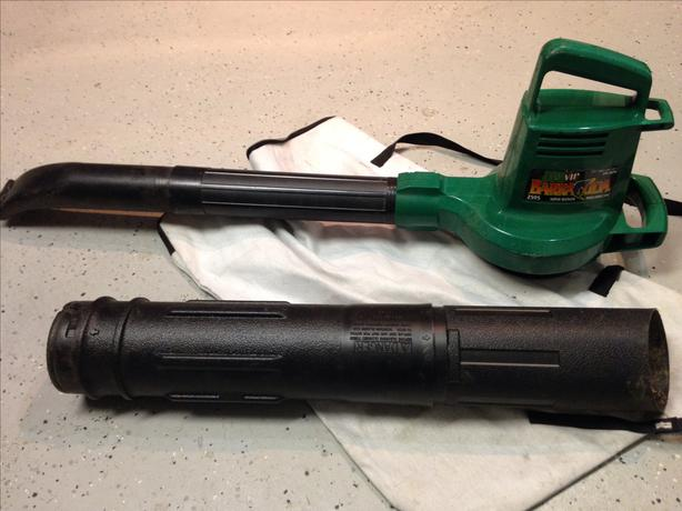 Best Electric Leaf Blower Brands : Electric leaf blower weed eater brand victoria city