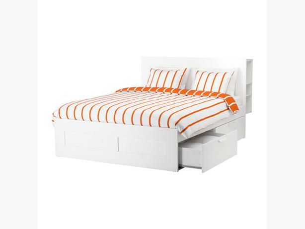 Brimnes White Queen Bed Frame Victoria City, Victoria