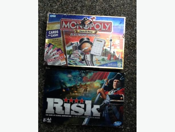 Price Reduced - Monopoly with Electronic Banking...bank cards