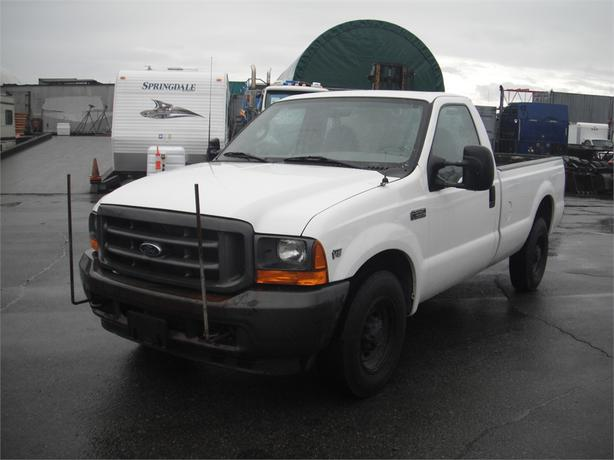 2001 ford f 250 sd regular cab xl 2wd long box outside okanagan okanagan. Black Bedroom Furniture Sets. Home Design Ideas