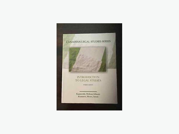 introduction to legal studies pdf