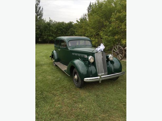 WANTED: WANTED: 1936 Packard parts