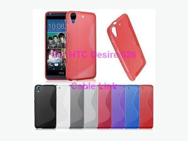 TPU Protective Case for HTC Desire 626