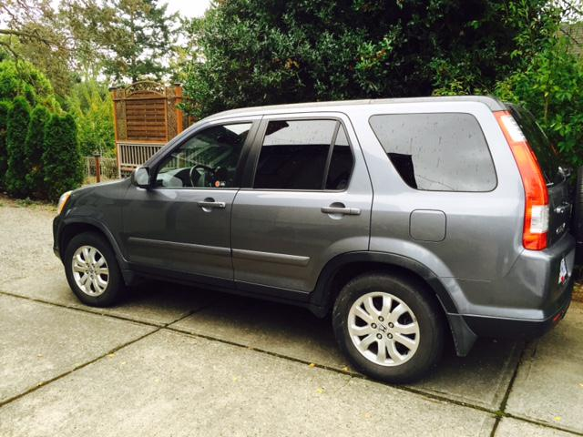 2006 honda crv exl awd one local owner low kms saanich victoria   mobile