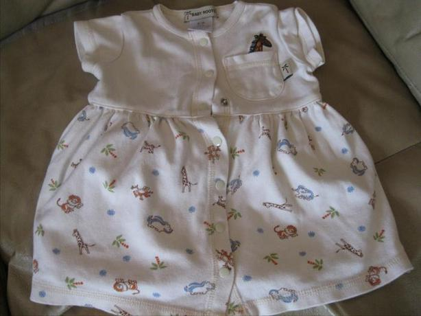 Baby Roots dress - size SMALL