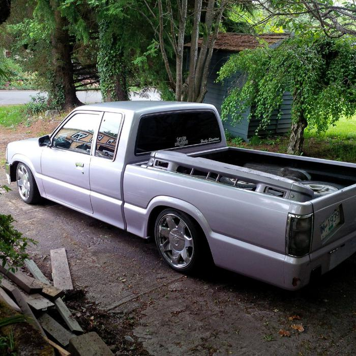 1990 Mazda B2200 Lowrider 1500 Obo For Weekend Only