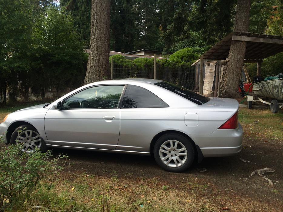 2002 honda civic si campbell river courtenay comox mobile. Black Bedroom Furniture Sets. Home Design Ideas