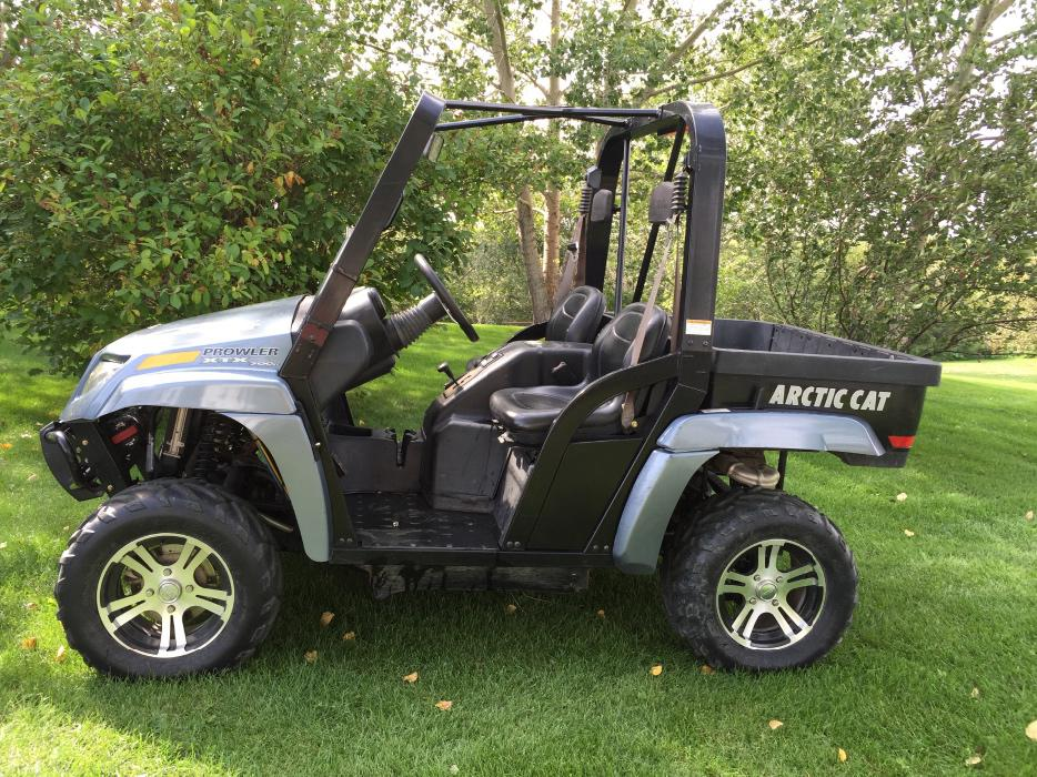 2010 Arctic Cat 700efi Xtx Side By Side Prowler. Rural ...