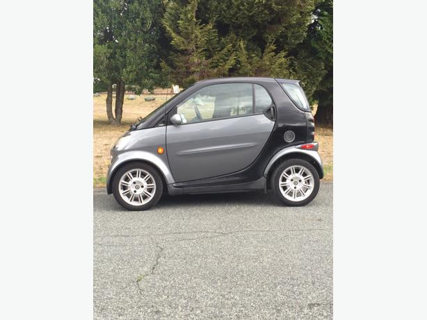 2005 smart fortwo passion diesel wow 76 mpg outside victoria victoria. Black Bedroom Furniture Sets. Home Design Ideas