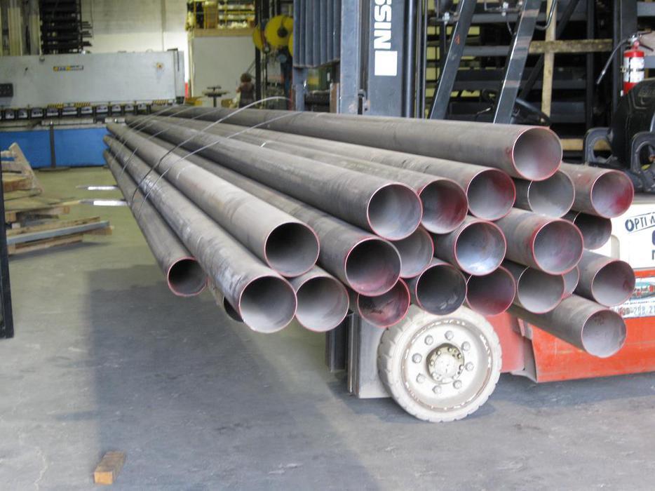 Steel pipe gta tube aluminum stainless square tubing