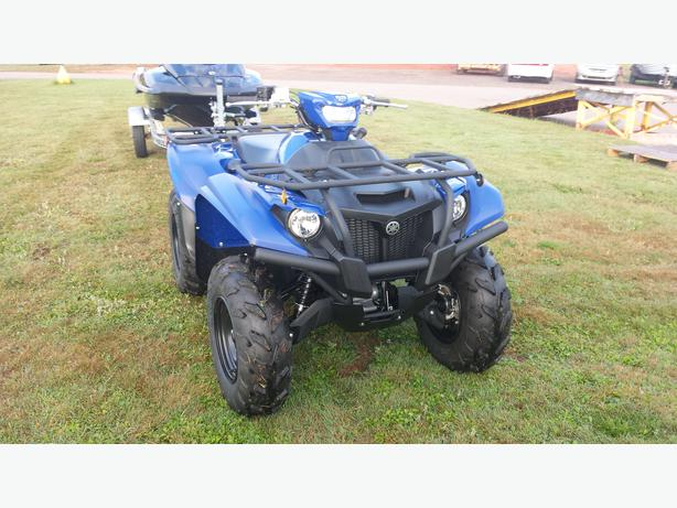 2016 Yamaha Kodiak 700 - NEW - Financing Available