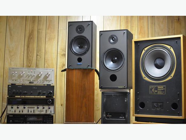 TANNOY C-10 AUDIOPHILE SPEAKERS *EXCELLENT, REFURBISHED*