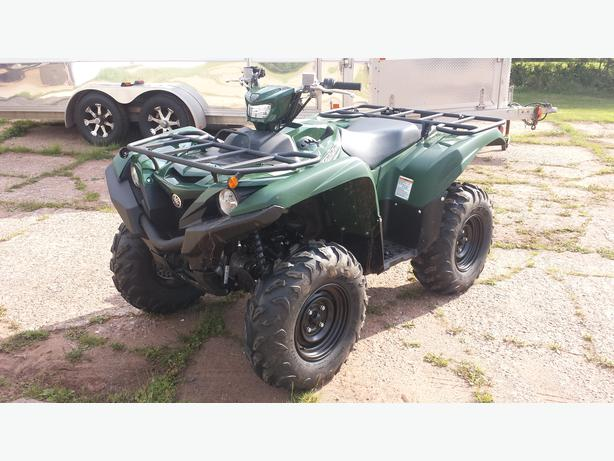 2016 Yamaha Grizzly 700 EPS FI - NEW - Financing Available