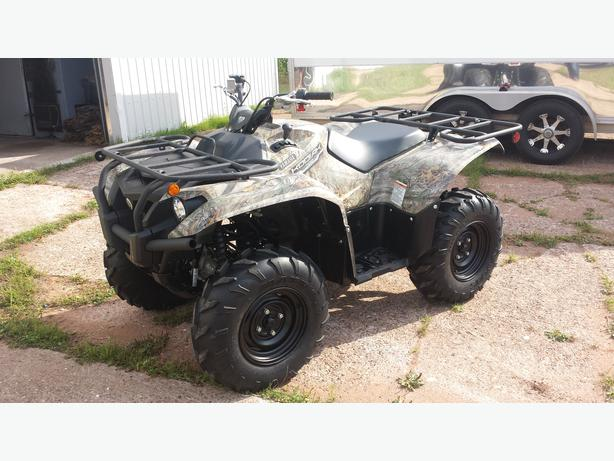 2016 Yamaha Kodiak 700 Camo - NEW - Financing Available