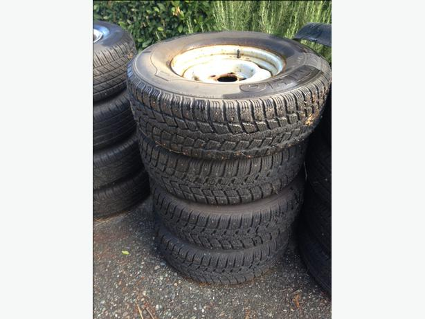studded tires on chevy rims north nanaimo nanaimo. Black Bedroom Furniture Sets. Home Design Ideas