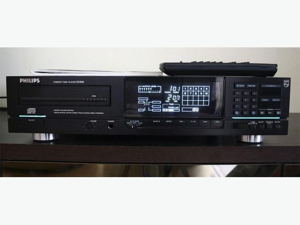 WANTED: OLD MARANTZ, ROTEL, PHILIPS, MAGNAVOX CD PLAYERS PLAYER