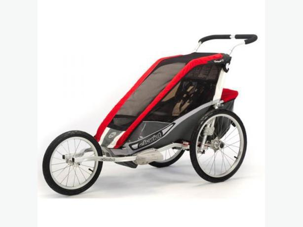 WANTED: Bike Chariot Trailer * Cougar 1 Cheetah 1 Chariot / Thule preferred