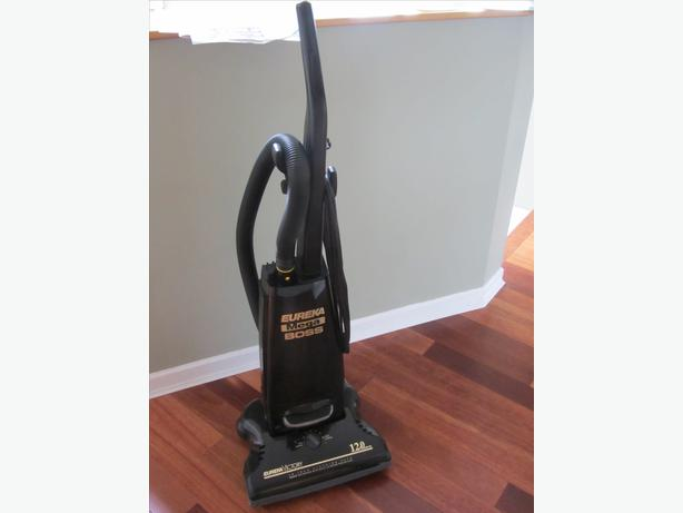 EUREKA Victory Mega Boss Upright Vacuum Cleaner Saanich