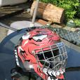 Itech Ice hockey goalie mask