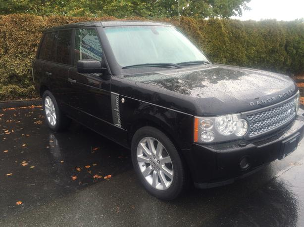 2006 land rover hse supercharged 130812km outside victoria victoria. Black Bedroom Furniture Sets. Home Design Ideas