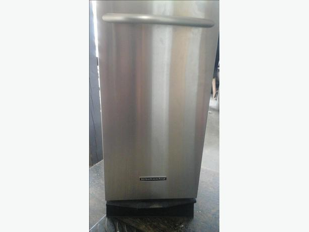 Kitchenaid Garbage Compactor stainless steel kitchenaid trash compactor outside victoria, victoria