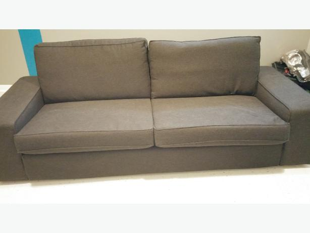 IKEA KIVIK Sofa Tullinge Gray Brown Orleans Ottawa MOBILE