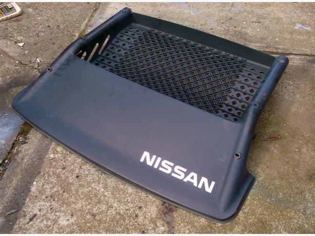 Nissan Xterra Roof Rack Basket Amp Wind Air Dam Fairing