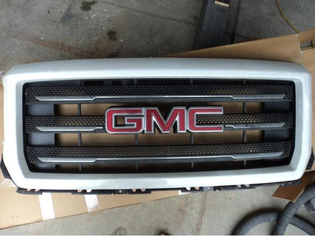 FRONT GMC GRILL