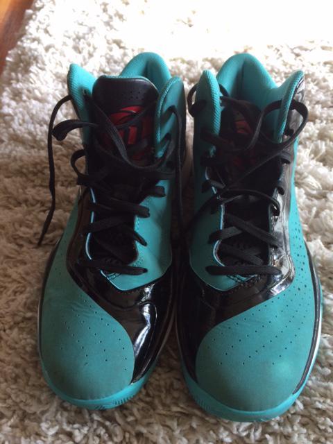 Pacific Rim Basketball Shoes