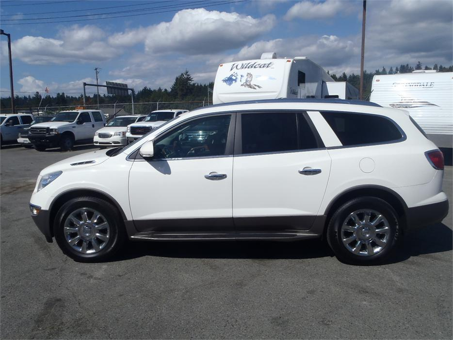 Moncton Buick Enclave >> 2012 Buick Enclave Leather AWD 1SC package Outside Comox Valley, Campbell River