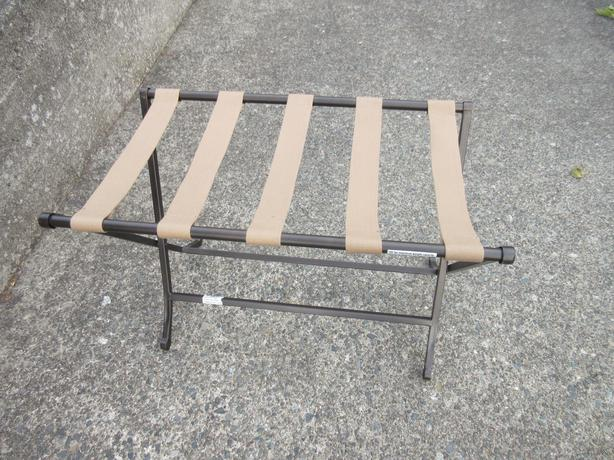 Folding Luggage Rack Victoria City Victoria Mobile