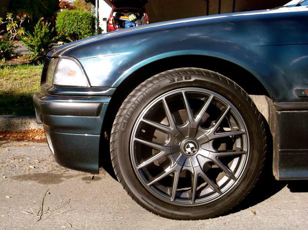 Set Of 4 Touren Tr60 17 Quot Bmw Wheels With Zr Tires Victoria