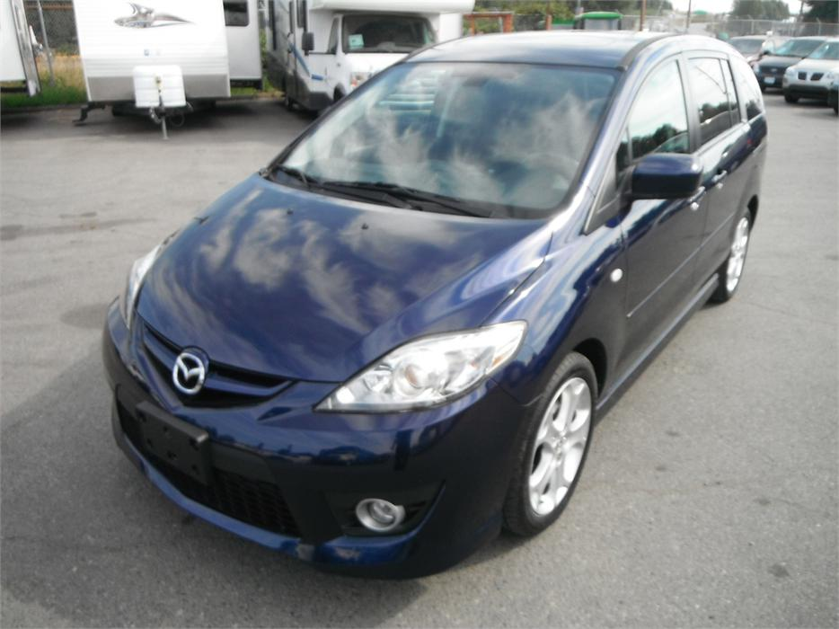 2009 mazda mazda5 grand touring outside nanaimo. Black Bedroom Furniture Sets. Home Design Ideas