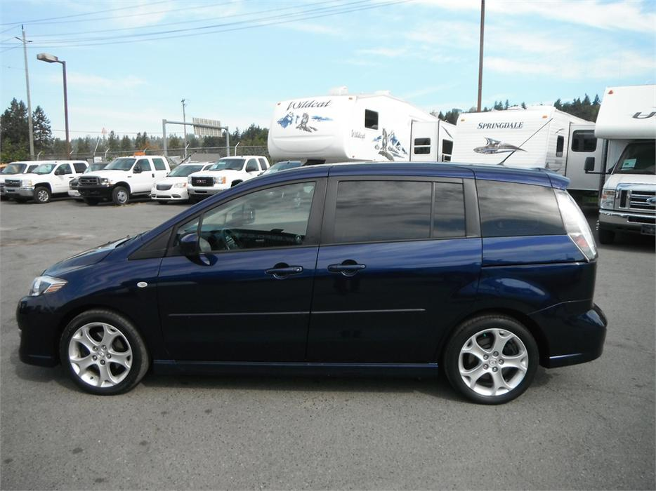 2009 mazda mazda5 grand touring outside nanaimo nanaimo. Black Bedroom Furniture Sets. Home Design Ideas