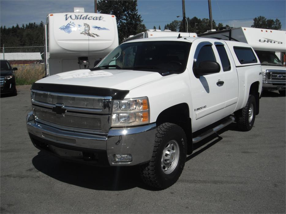 2008 Chevrolet Silverado 2500HD LT1 Ext. Cab Std. Box 4WD ...