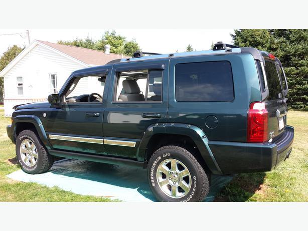 for sale 2006 jeep commander summerside pei. Black Bedroom Furniture Sets. Home Design Ideas