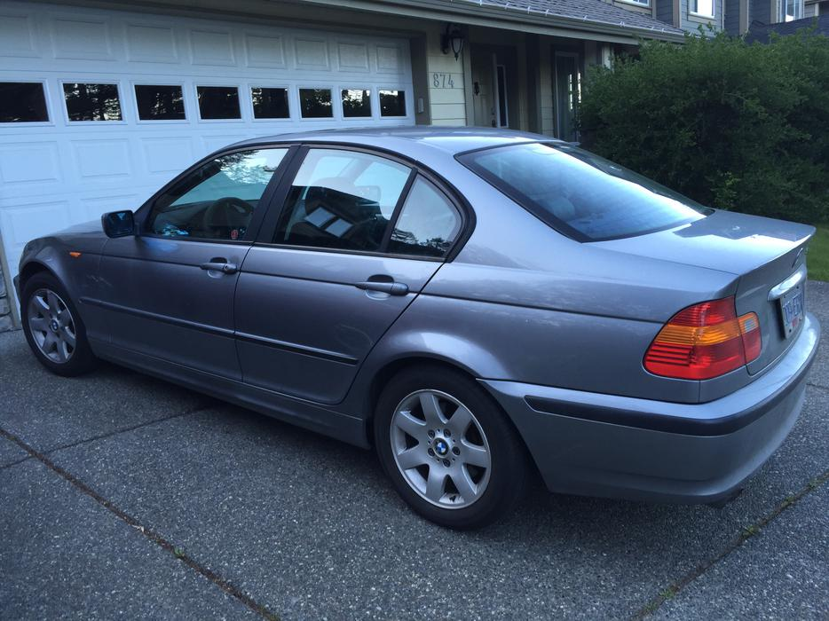 Bmw 2004 325i West Shore Langford Colwood Metchosin