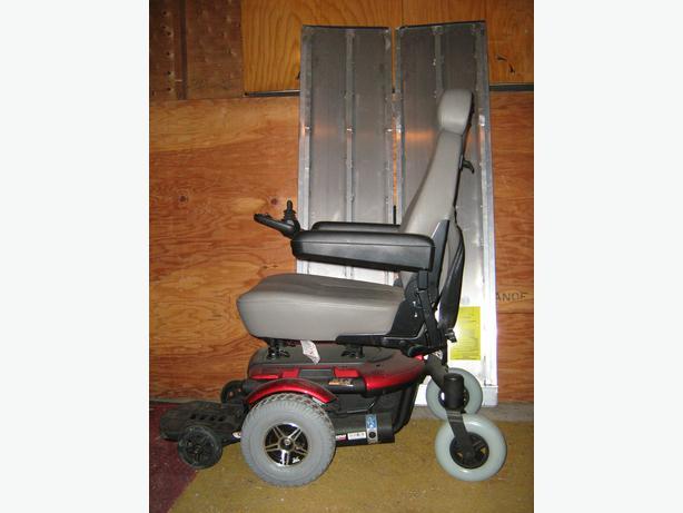 Jet 3 Power Wheelchair : Jet ultra electric wheelchair central regina