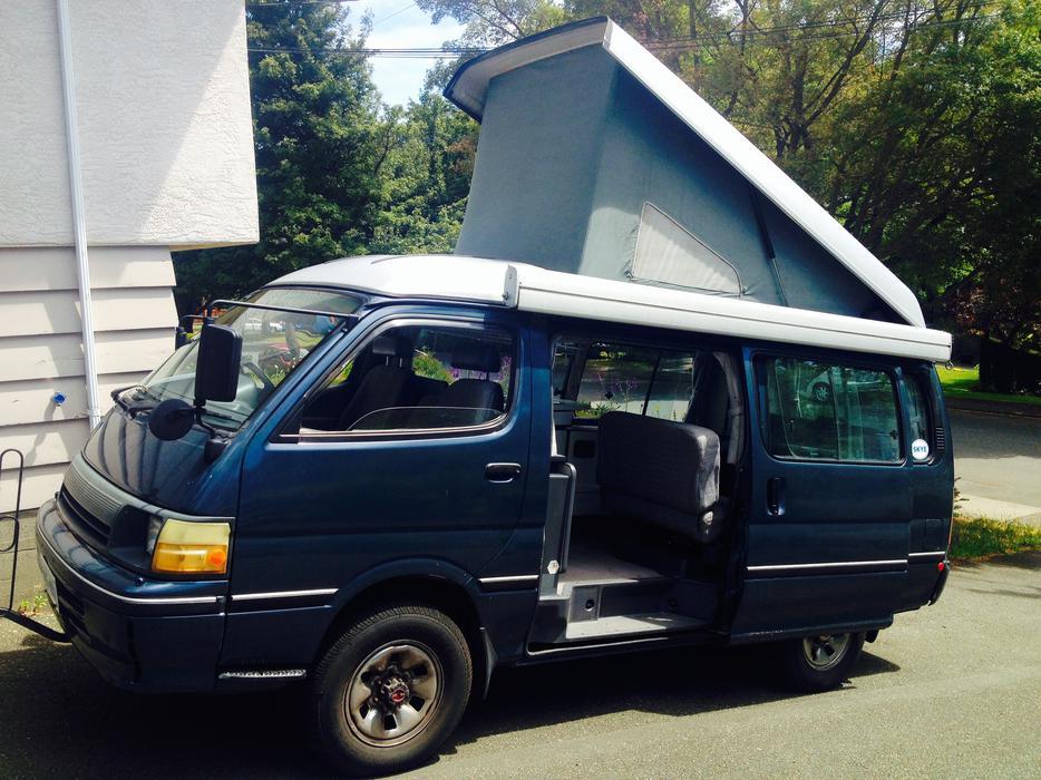 1995 Toyota Hiace Campervan Diesel 4x4 Victoria City