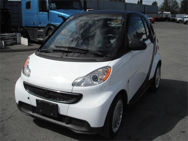 2013 smart fortwo pure outside alberni valley alberni. Black Bedroom Furniture Sets. Home Design Ideas