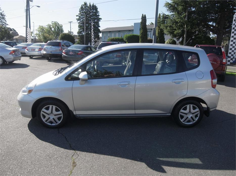 2007 honda fit dx outside nanaimo parksville qualicum for Certified used honda fit