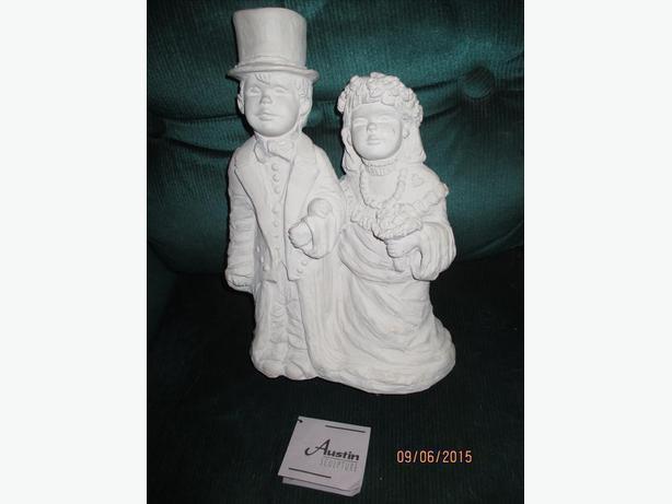 Authentic Austin Sculpture For sale