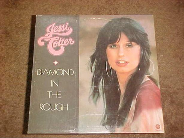 JESSI COLTER DIAMOND IN THE ROUGH  LP