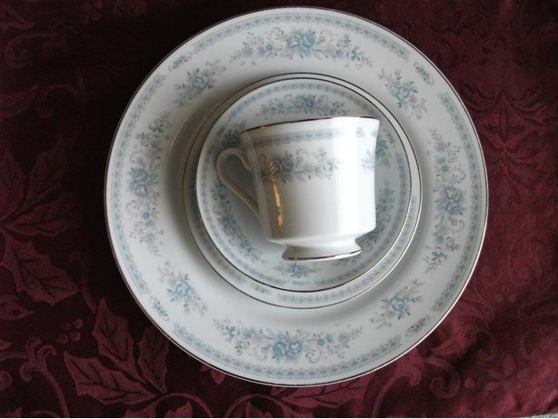 Reduced! Fine Porcelain China (Japan) CHRISTINE-