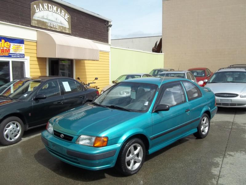 1996 Toyota Tercel Sport 189 Km S Auto Dohc 1 5 L