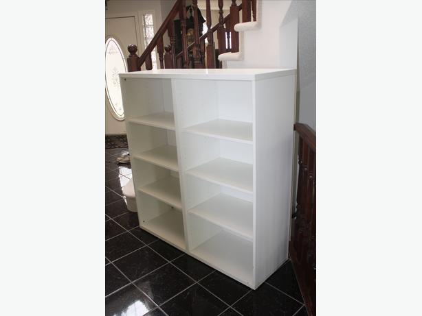 IKEA White Bookcase North West Calgary MOBILE