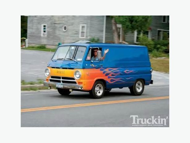 WANTED: WANTED: 60's Hippie Van/Pickup... A100/A108/Econoline/G10/Fargo
