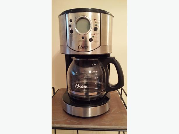 Oster Coffee Maker The Bay : SOLD Victoria City, Victoria