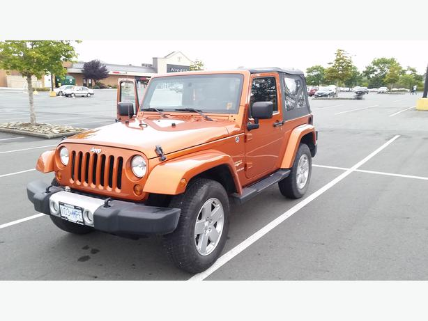 2011 jeep wrangler sahara outside nanaimo parksville. Black Bedroom Furniture Sets. Home Design Ideas